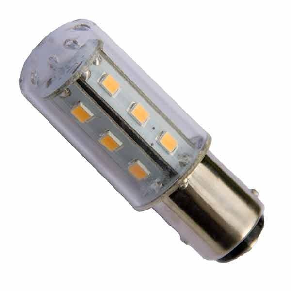 LED Leuchtmittel BAY 15d, 2,3 W (21W) I outmar.com