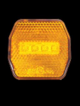 LEDs'inno Seitenmarkierungsleuchte