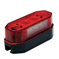 LED Kennzeichenleuchte mit Schlusslicht, LEDs'inno