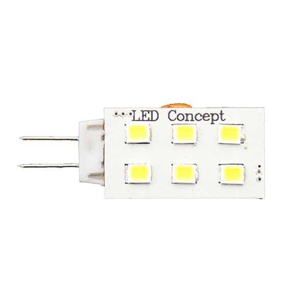 LED Leuchtmittel G4 I outmar.com
