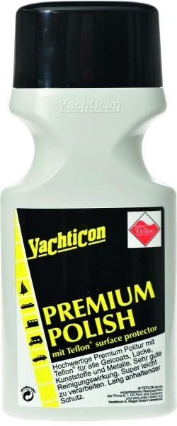 Yachticon Premium Politur / Polish für Boote, Caravans und Autos, 500 ml