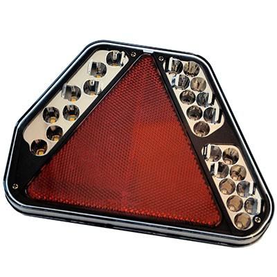 6 Funktions LED Anhänger Rückleuchte, rechts, Kennzeichenlicht, wasserdicht, LEDs'inno-1