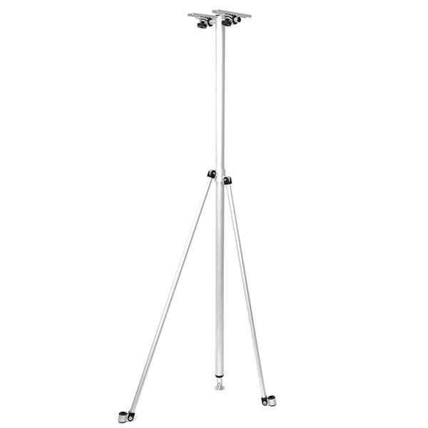 Radarmast 50 mm x 2100 mm von NOA Aluminium I outmar.com