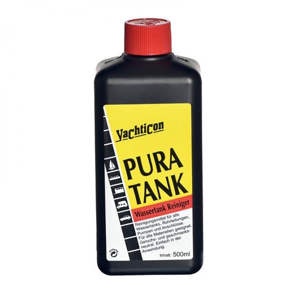 Pura Tank Wassertank Reinigungsmittel