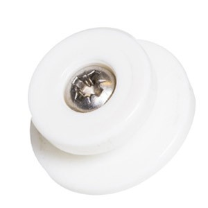 Pivotion Hull Knob - weiss I outmar.com