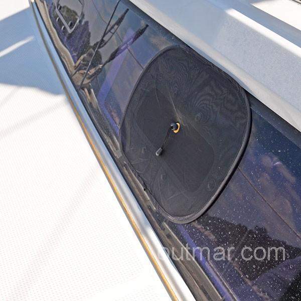 Popup-Mückennetz für Boots- und Schiffsfenster 300 x 400 mm outmar.com