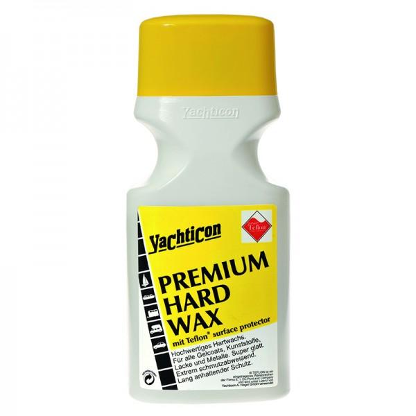 Yachticon Premium Hartwachs / Hard Wax für Boote, Caravans und Autos, 500 ml