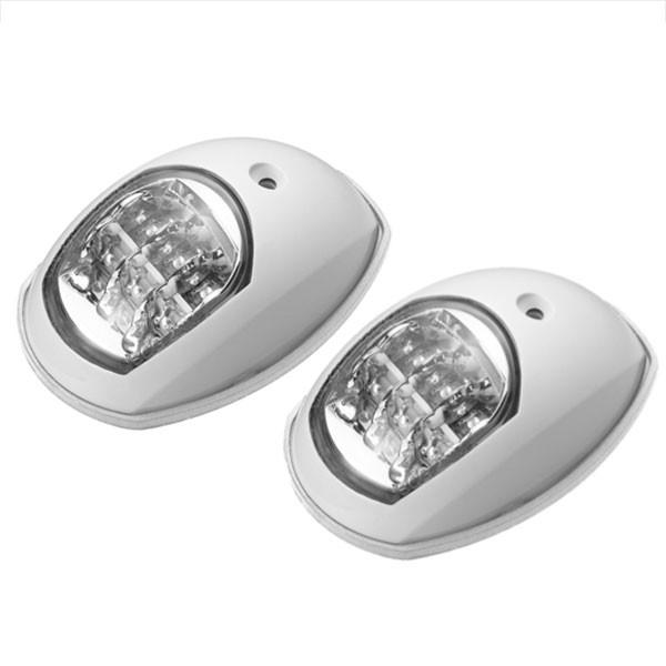 LED Navigationsleuchten-Set rot/grün I outmar.com