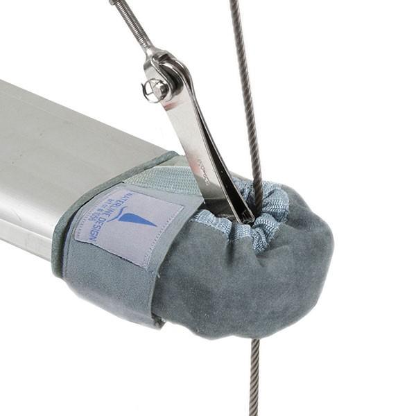 Salingschoner (extra groß) für Saling von 122 - 154 mm, stehendes Gut